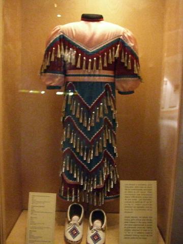 カナダ文明博物館の展示品1