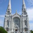 サンタンヌ・ド・ボープレ大聖堂の外観