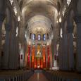 サンタンヌ・ド・ボープレ大聖堂の内部
